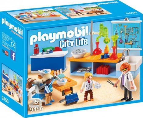 Playmobil City Life 9456 Laboratórium