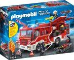 Playmobil City Action 9464 Tűzoltóautó - Műszaki mentőjármű