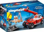 Playmobil City Action 9465 Tűzoltósági emelőgép