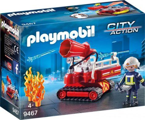 Playmobil City Action 9467 Tűzoltó robot