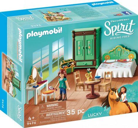 Playmobil Spirit Riding Free 9476 Lucky hálószobája