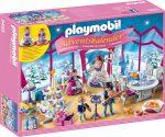 Playmobil Kiegészítők 9485 Adventi naptár - Karácsonyi bál a Crystall Hall-ban
