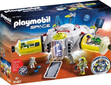 Playmobil Space 9487 Mars állomás