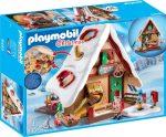 Playmobil Christmas 9493 Karácsonyi pékség - Süteményformákkal