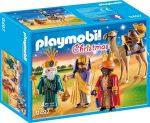 Playmobil Christmas 9497 Három bölcs király