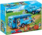 Playmobil Family Fun 9502 Pick-up lakókocsival
