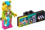 VIDBM01-4 LEGO® VIDIYO DJ Gepárd